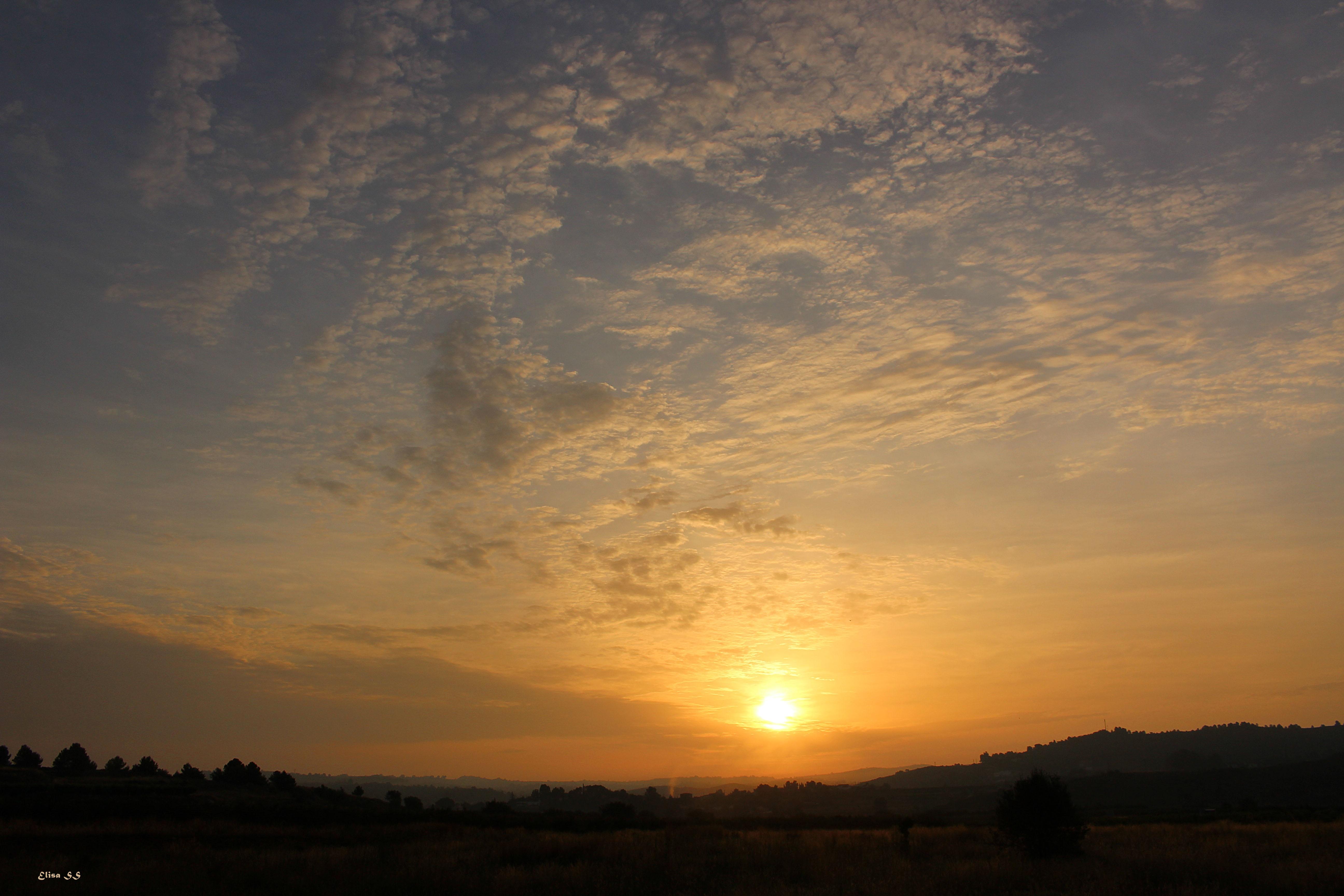 Cielos parcialmente cubiertos durante el fin de semana - El tiempo en paterna valencia ...
