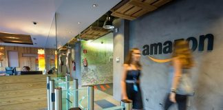 Amazon y centro logístico