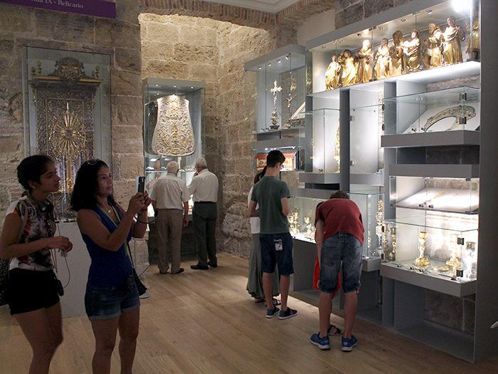 Resultado de imagen de museo de la catedral valencia