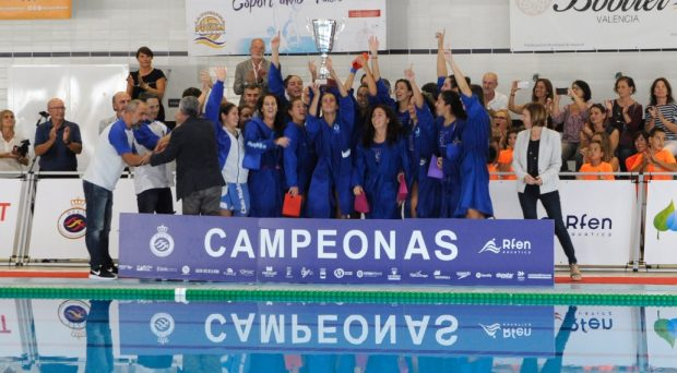 supercopa de waterpolo