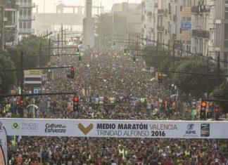 medio maratón valencia