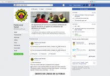 Redes sociales Policía Local Torrent