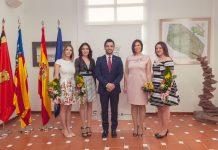 Eleccion Reina Fiestas 2018 Paterna