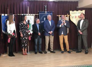 Cargos 2018 Moros y Cristianos Valencia