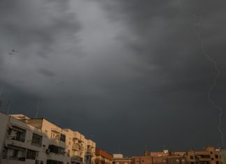tormentas verano