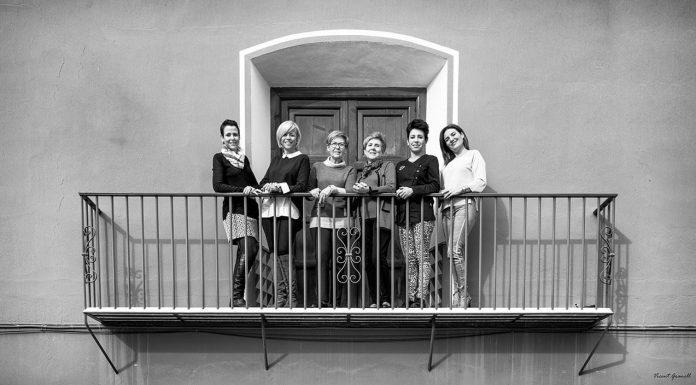 Hijas de Carmen Esteve
