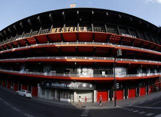 músicos en Mestalla tocarán al unísono