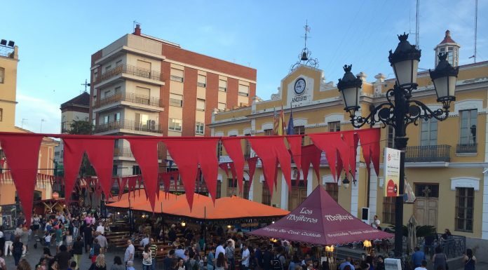 Mercado Medieval Burjassot