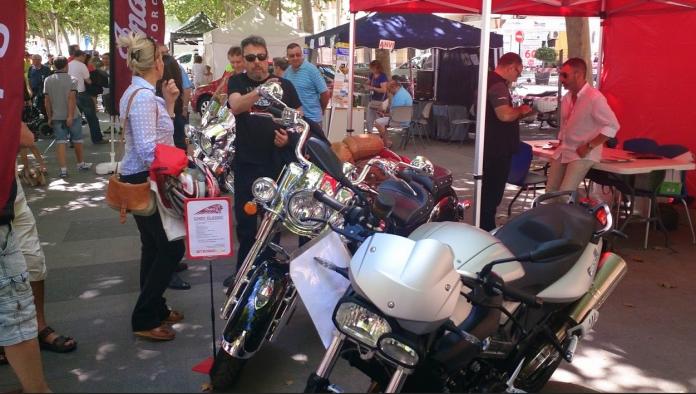 Feria del Motor Oliva