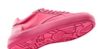 Chicles en las zapatillas