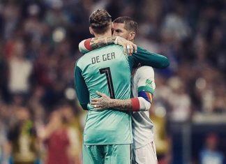 Despedida selección España