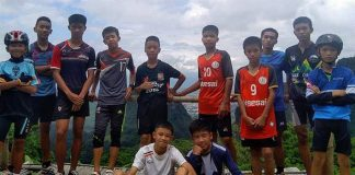 xiquets Tailandia