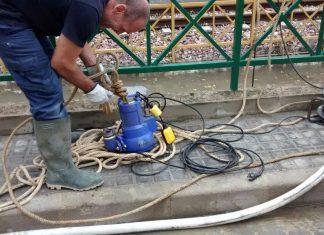 Prevención ante posibles lluvias en Burjassot