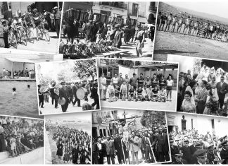 Presentación libreo fiestas de Sant Miquel LLíria