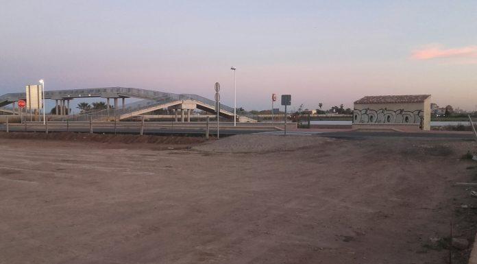 parking playa Meliana
