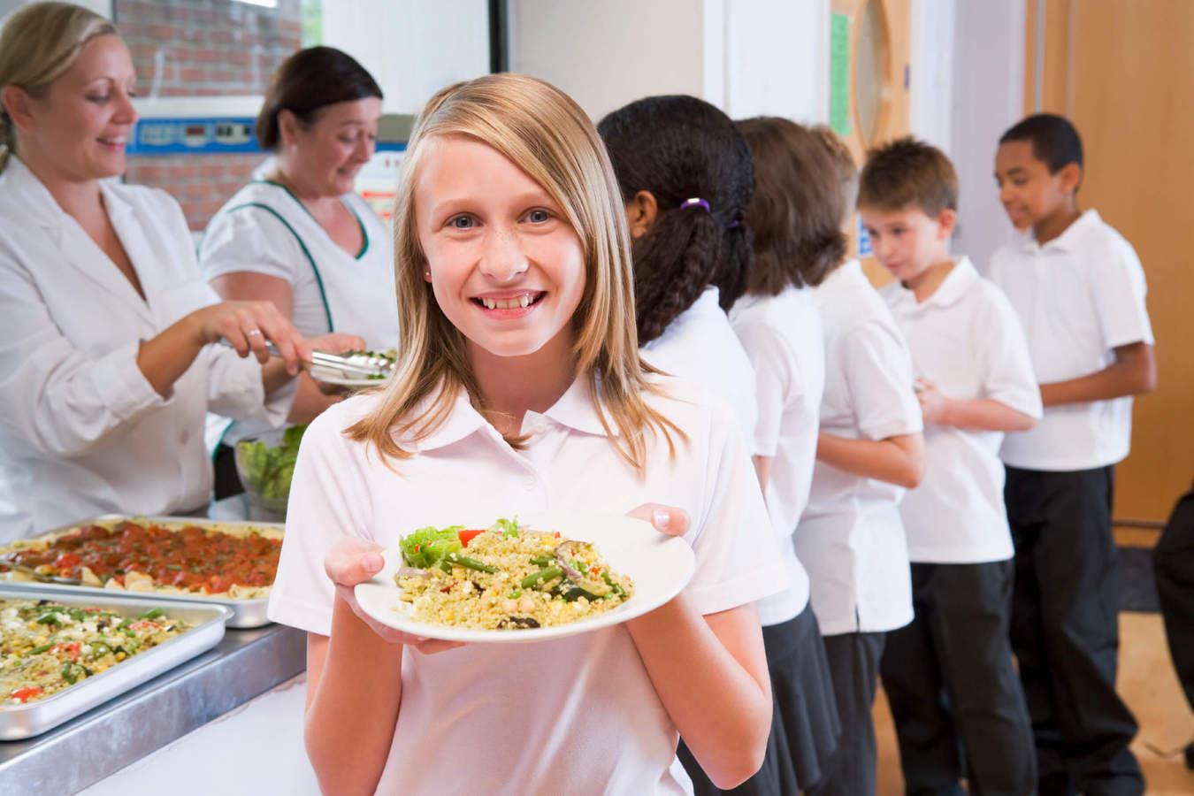 Los comedores escolares de la comunitat educar n en h bitos alimentarios saludables - Trabajar en comedores escolares valencia ...
