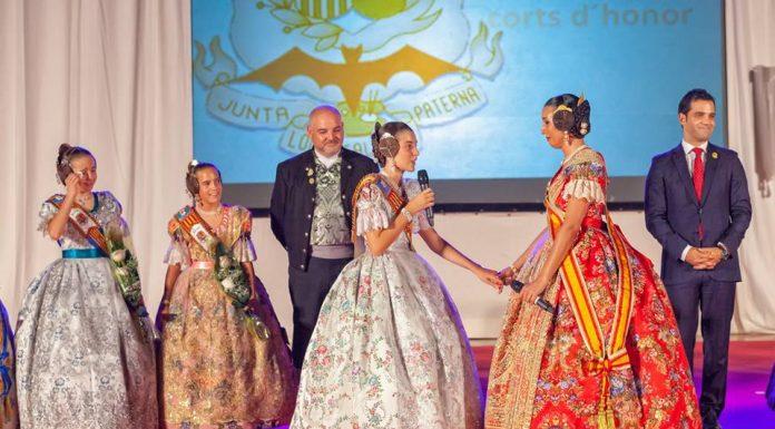 Falleras Mayores de Paterna