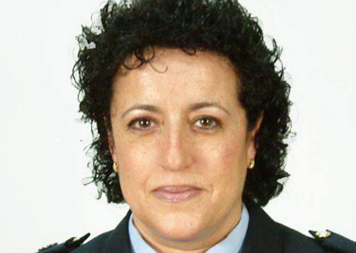 Imagen de la policía local Amparo Ciurana