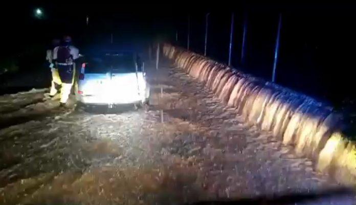 Inundaciones Palma de Gandia