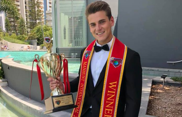 El valenciano más guapo del mundo