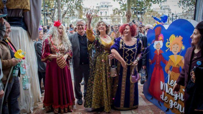 Libertad, Igualdad y Fraternidad serán las tres Magas protagonistas del desfile que una vez más recorrerá el centro de la ciudad