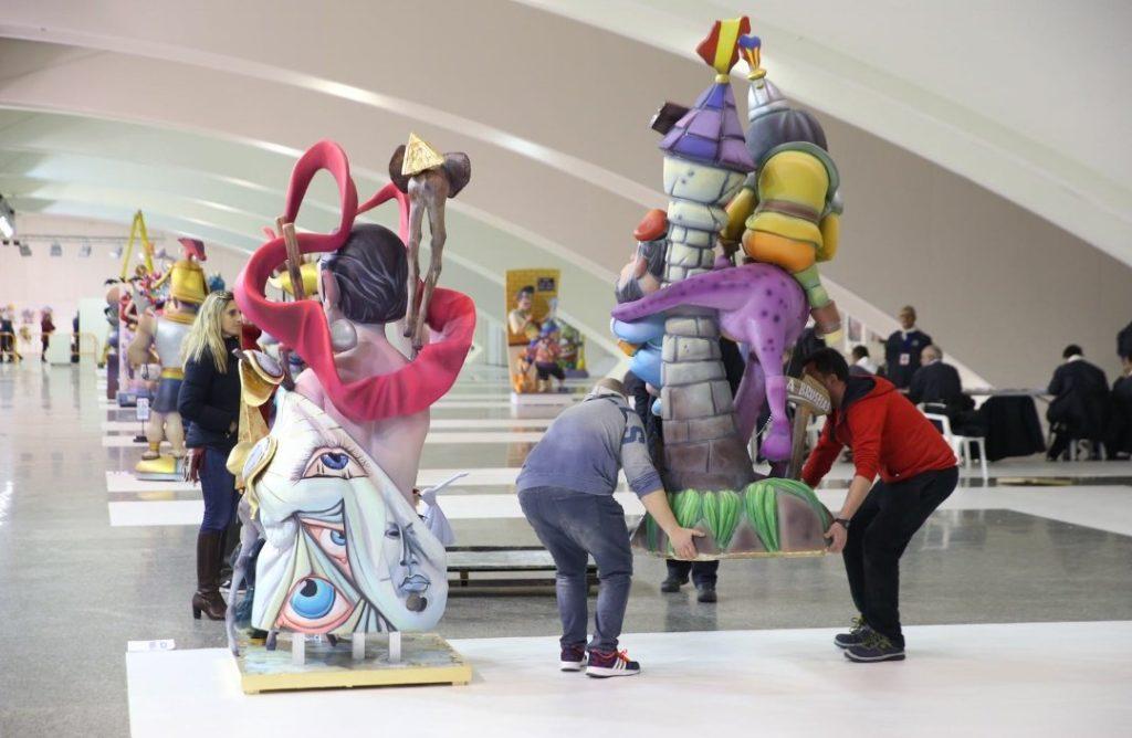 Exposición del Ninot 2021