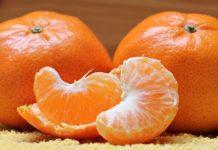 Las mandarinas reducen la grasa corporal en nuestro cuerpo