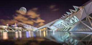 La superluna en Valencia