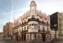 Barrio del Cabanyal de Valencia.