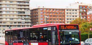 La EMT moderniza la compra de billetes de autobús