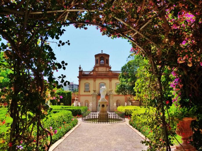 parques y jardines valencia