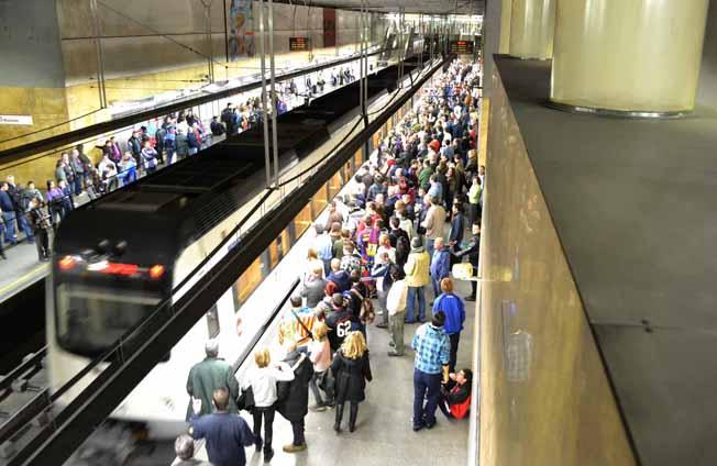 Horario Navidad Metrovalencia