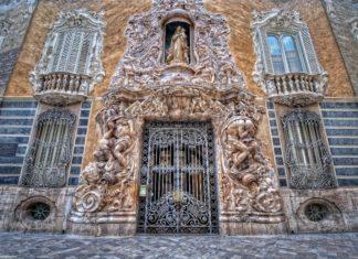 palacio Marques de Dos Aguas