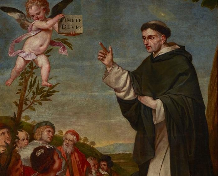 ¿Quién fue San Vicent Ferrer y por qué se le conoce? 7TeleValencia
