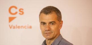 Toni Cantó, candidato Generalitat Valenciana por Ciudadanos