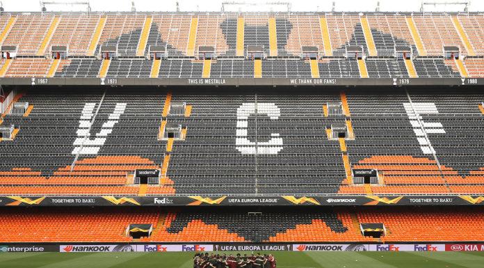 Mestalla, Valencia CF urgencia