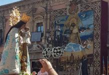 traslado Virgen