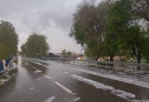 granizo Utiel