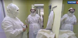 Pánico por la peste en Mongolia