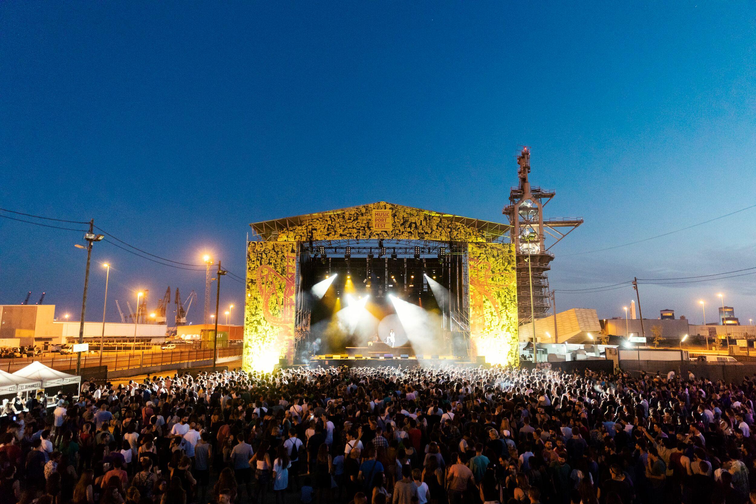 Imagen Musicport Festival 2019
