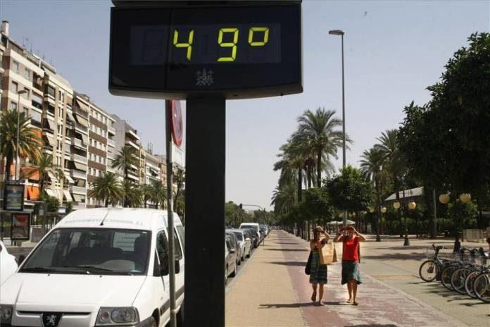 Alertan de cómo serán los veranos en 2050: temperaturas de 50 grados y más lluvias torrenciales