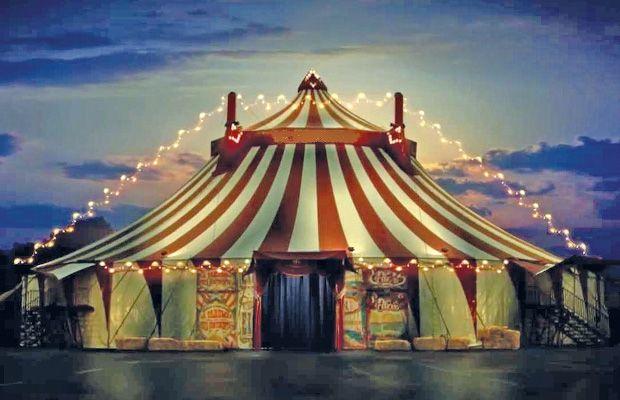 Resultado de imagen de circus aesthetic