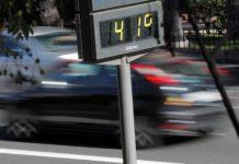 termometro en Verano