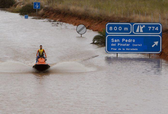 precipitaciones dana