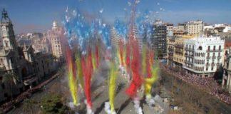Arranca la celebración del 9 d'Octubre en Valencia: horas, actos y espectáculos pirotécnicos