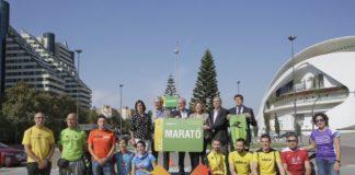 plaza la marató