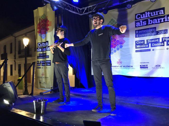 Programan 120 actividades culturales para disfrutar al aire libre en Valencia