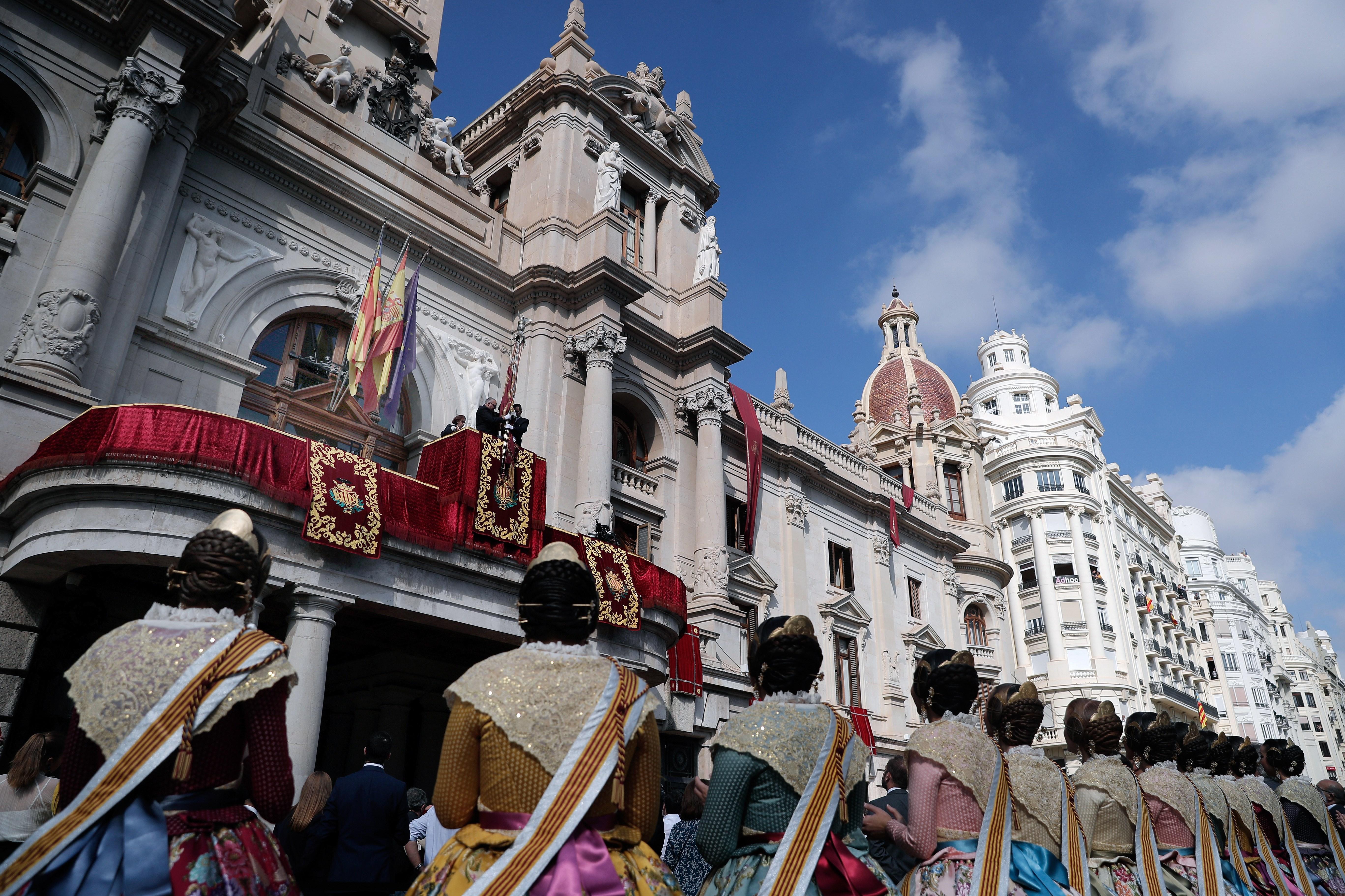 Valencia ciudad medieval del 9 d'Octubre