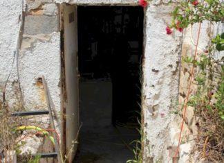 Lugar del secuestro producido en Jávea (Alicante).