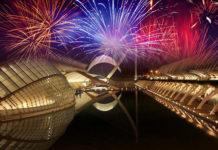 Valencia se prepara para una gran noche de pólvora con 15 castillos simultáneos